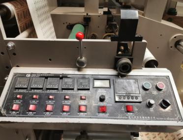 炜冈机械柔版印刷机ZBS-320