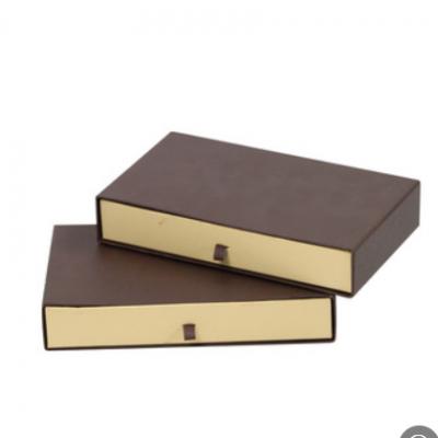礼盒厂家定制长方形抽屉式礼品盒 创意化妆品保健品包装盒加工