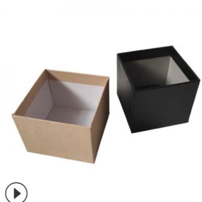 供应沉香檀香盘天地盖包装盒定制精美首饰包装礼盒玉器天地盖包装