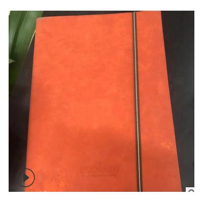 笔记本创意日记本a5加厚记事本礼盒套装商务笔记本套装印刷logo