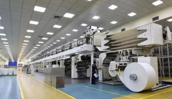 广东省印刷业发展处于领先地位