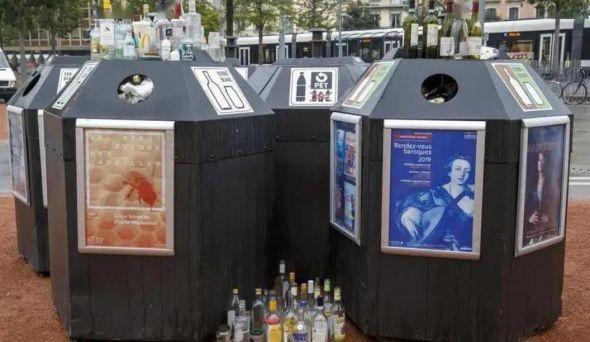 瑞士:企业塑料瓶回收达到75%以上,才能继续使用
