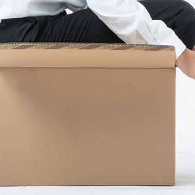 礼盒彩盒定制瓦楞纸打包纸箱搬家长方包装纸盒三五层厂家批发现货