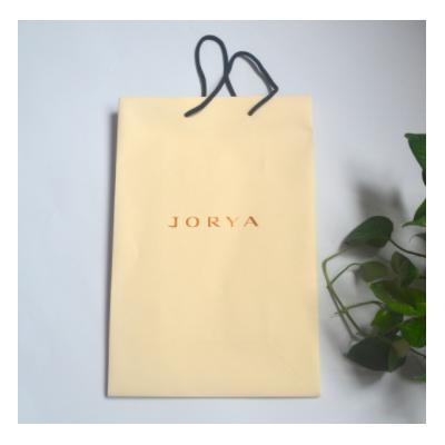 厂家定做牛皮纸手提袋 加厚特种纸手提袋印刷 加印LOGO购物纸袋