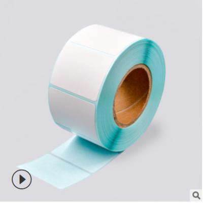 热敏不干胶标签打印纸40*30*800电子秤卷筒通用防水条码标签贴纸