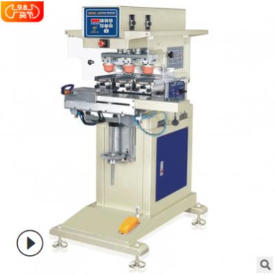 衣服印字机小型 商标单色LOGO服装移印机 商端LOGO 内衣印刷机