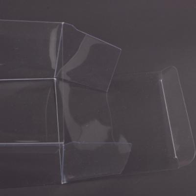 PVC透明包装盒子PP磨砂/PET环保塑料胶盒喜糖玩具礼盒饼干盒定制