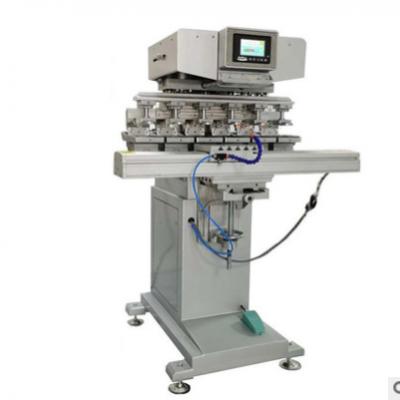 四色 六色移印机 穿梭移印机 H-P4 厂家直销