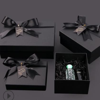 多尺寸杯子礼品盒围巾香水口红包装盒定做天地盖笔记本纸盒现货