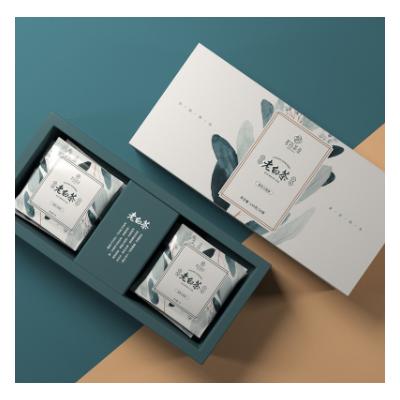 月饼礼盒抽拉式礼品盒彩盒定制印刷 花茶包装盒茶叶包装抽屉纸盒