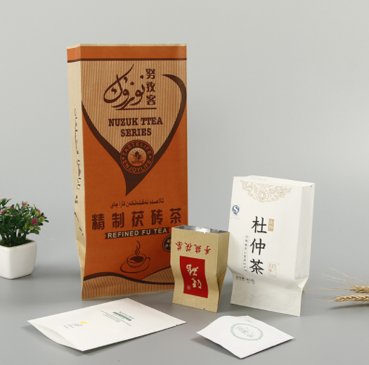 食品茶叶淋膜纸包装袋纸塑复合口罩袋一次性餐具筷子包装袋定制